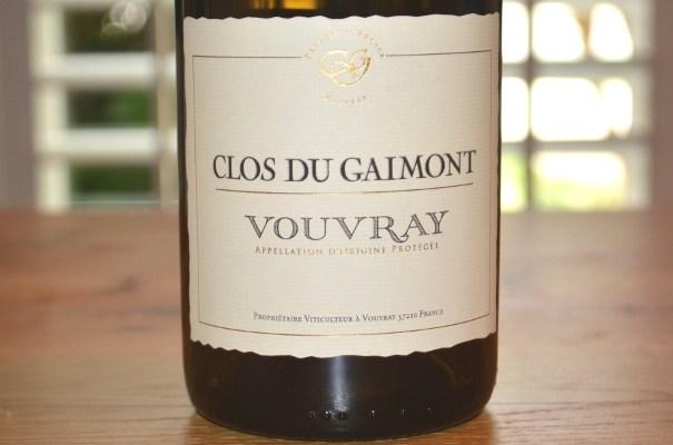 2016 Clos du Gaimont Vouvray