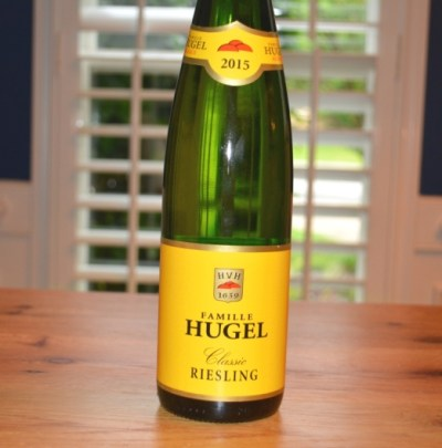 2015 Hugel Classic Riesling Alsace