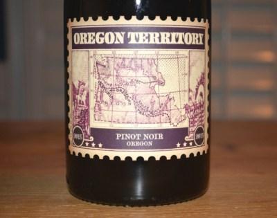 Oregon Territory Pinot Noir