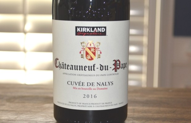2016 Kirkland Chateauneuf du Pape