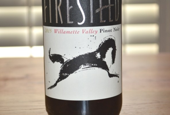 2015 Firesteed Pinot Noir Willamette Valley