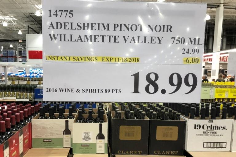 2017 Adelsheim Pinot Noir