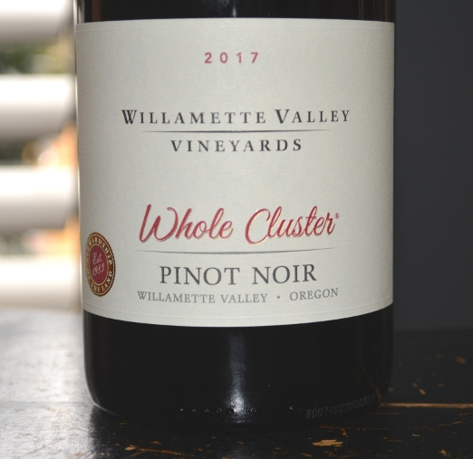 2017 Willamette Valley Vineyards Whole Cluster