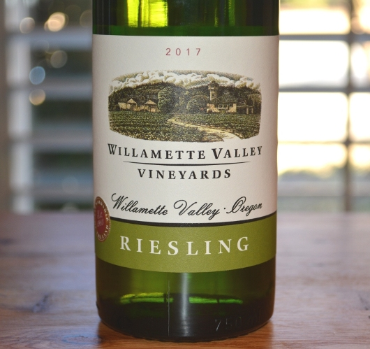 Willamette Valley Vineyards Riesling