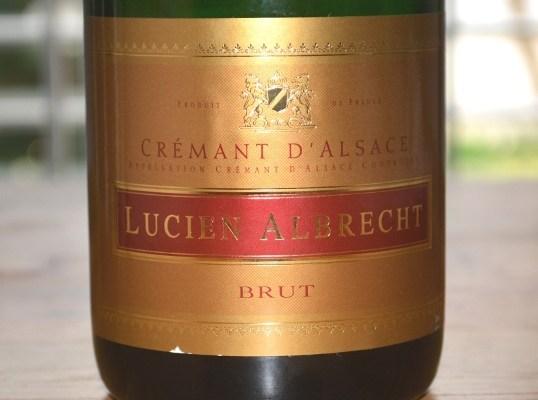 Lucien Albrecht Cremant d'Alsace Brut
