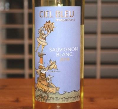 Ciel Bleu d'Aquitane Sauvignon Blanc