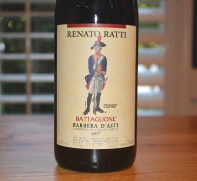 2017 Renato Ratti Barbera D'Asti