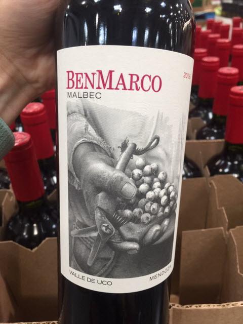 2016 Ben Marco Malbec