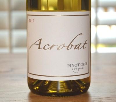 2017 Acrobat Pinot Gris
