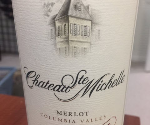 2016 Chateau Ste. Michelle Indian Wells Merlot