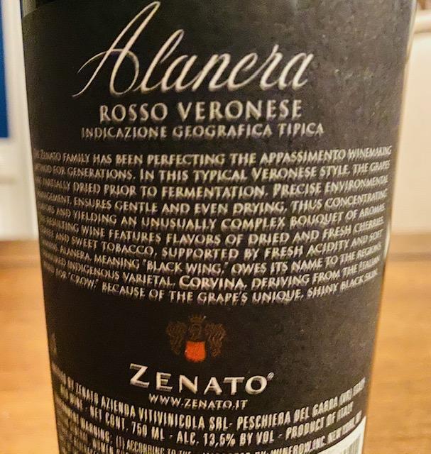 Zenato Alanera