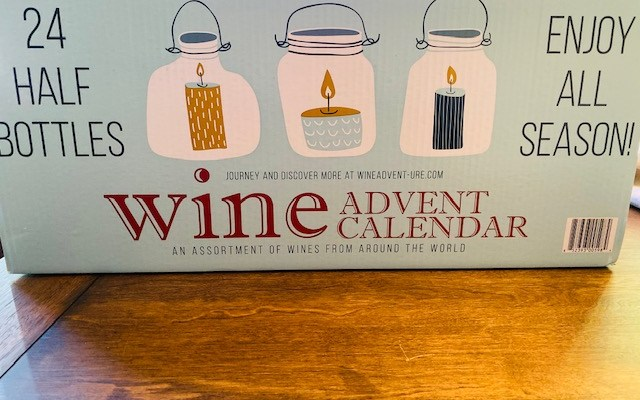 Costco Wine Advent