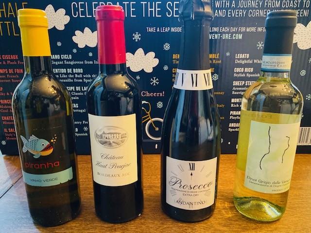 Costco Advent Wine