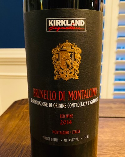 Kirkland Brunello
