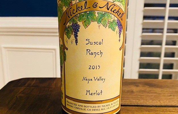 Nickel & Nickel Suscol Ranch Merlot
