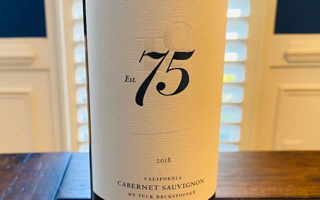 Est 75 Cabernet