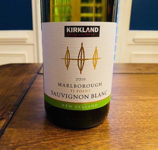 Kirkland Ti Point Sauvignon Blanc