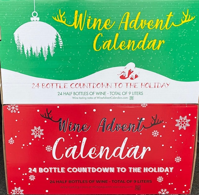 Costco Wine Advent Calendar 2