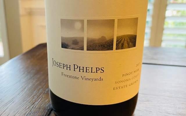 Joseph Phelps Freestone Pinot