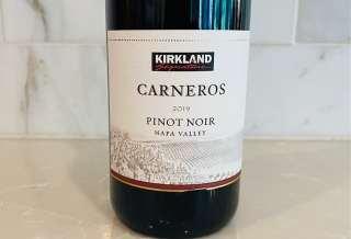 Kirkland Carneros Pinot Noir