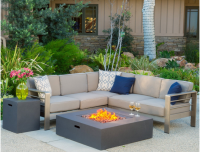 Best Patio Furniture with Fire Pit - Costculator