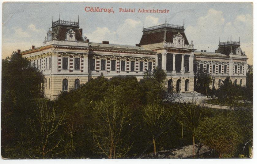palat_06 1916 Maer&Stern Bucuresti