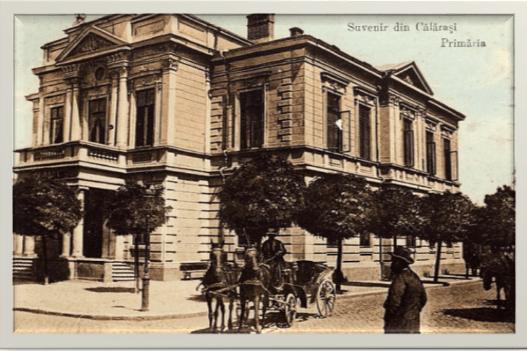 Primăria 1904