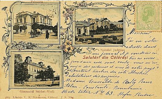 V.R. Brăcăcescu 1906
