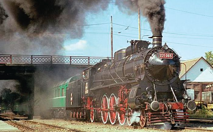 costin tuchila locomotiva pacific  231065 trenul regal romania