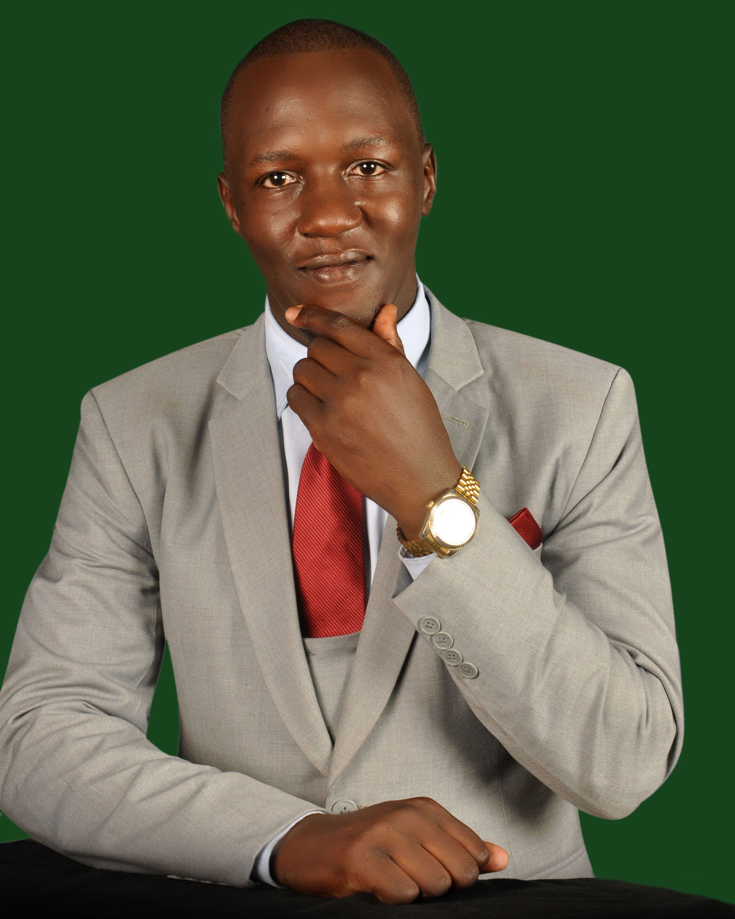 MR.COSTIN SIMIYU MULONGO