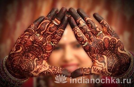 Lihat Tangan Makin Cantik Berkat Mehndi Lifestyle Harian