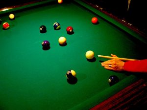 Consider These On The Cost Of Moving A Pool Table
