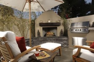 Costly Patio Overview