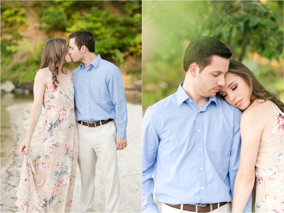 Green Well State Park, Maryland Anniversary Session