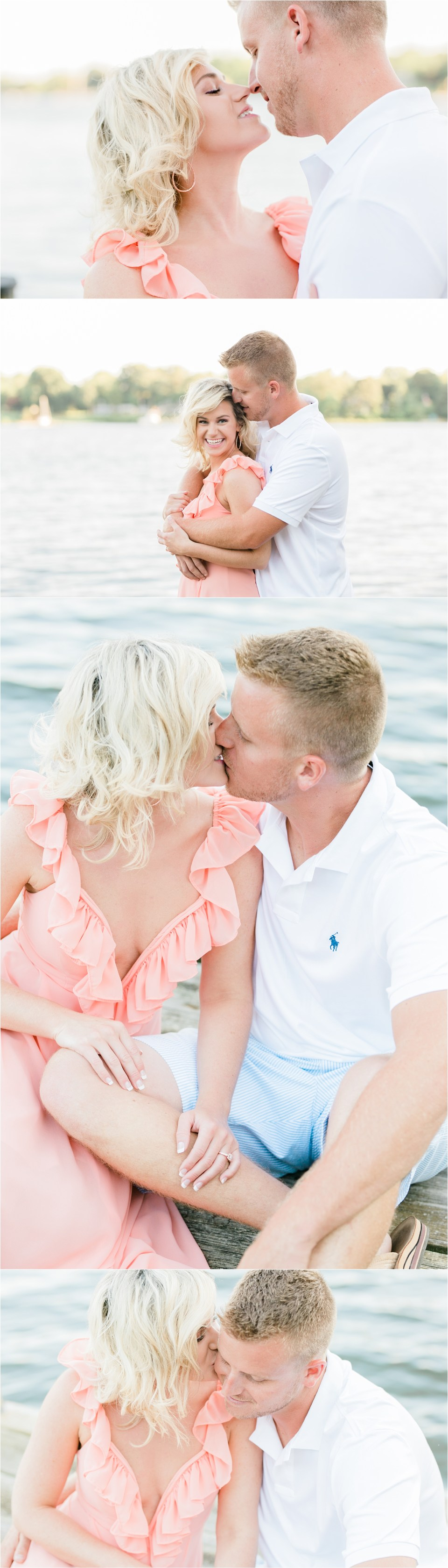 Costola Photography | Maryland Engagement Photographer | Boat Engagement Session