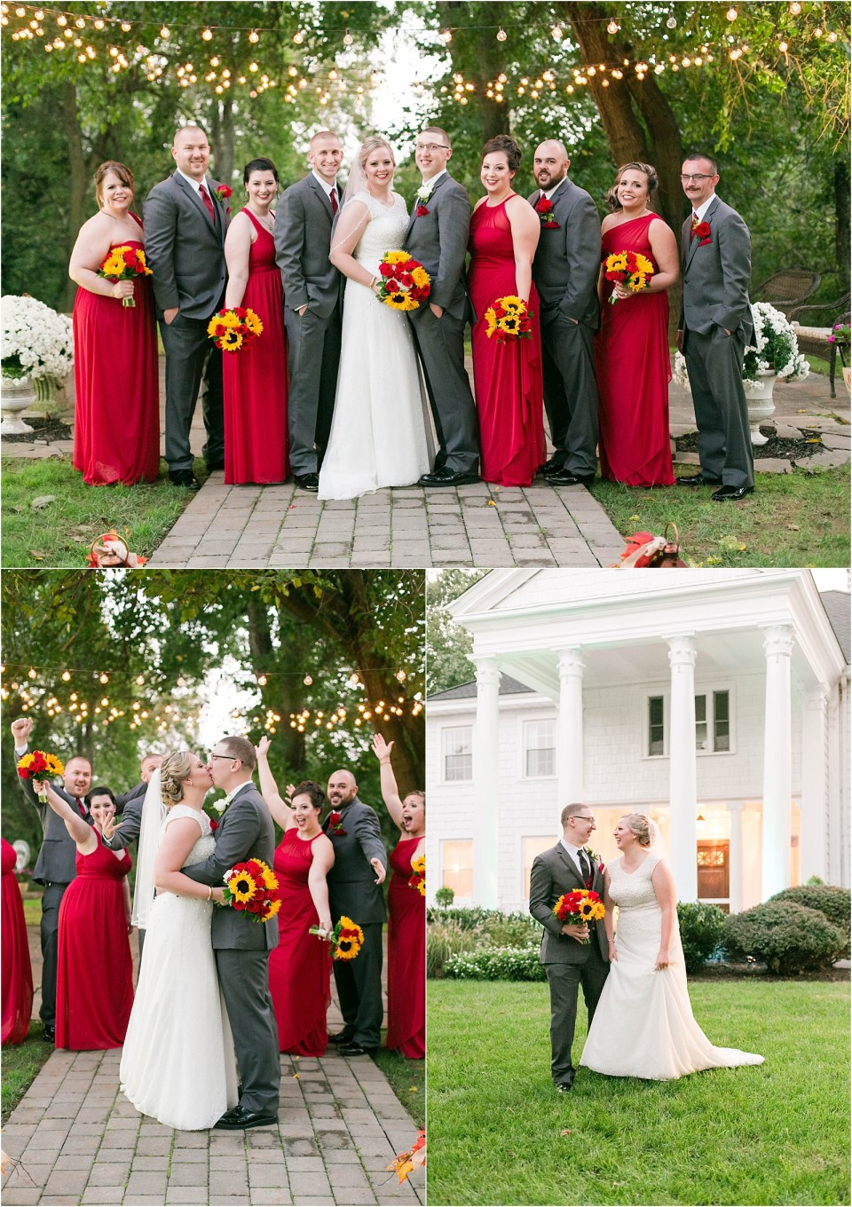 Wedding at Overhills Mansion Maryland Photography