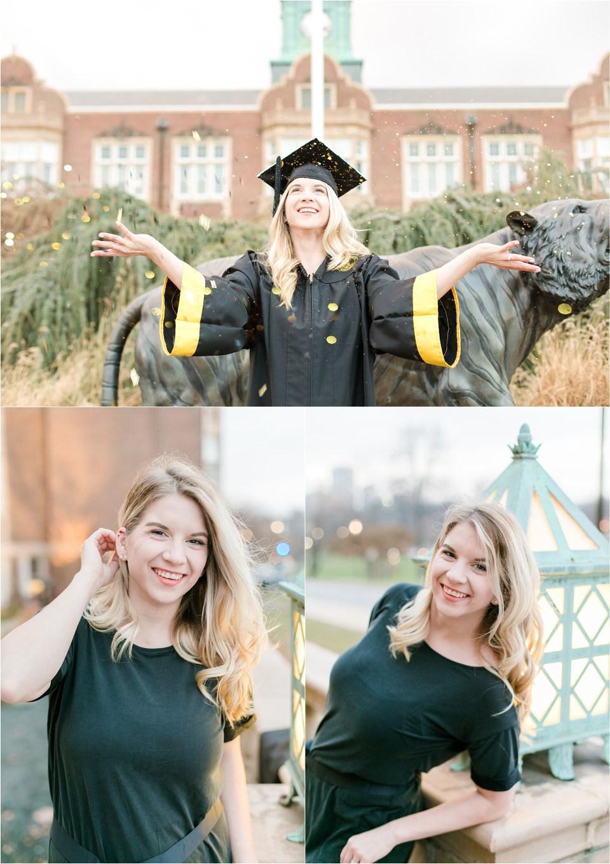 Towson University Graduate Photo