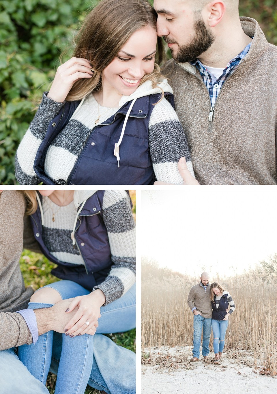 Greenwell State Park Engagement Southern Maryland Costola Photography_0763