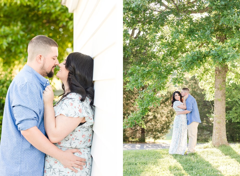 Engagement Session In Southern Maryland