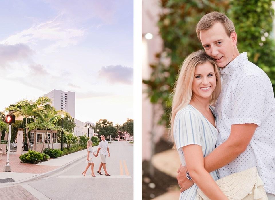 Downtown Sarasota Anniversary Session Costola Photography_0339