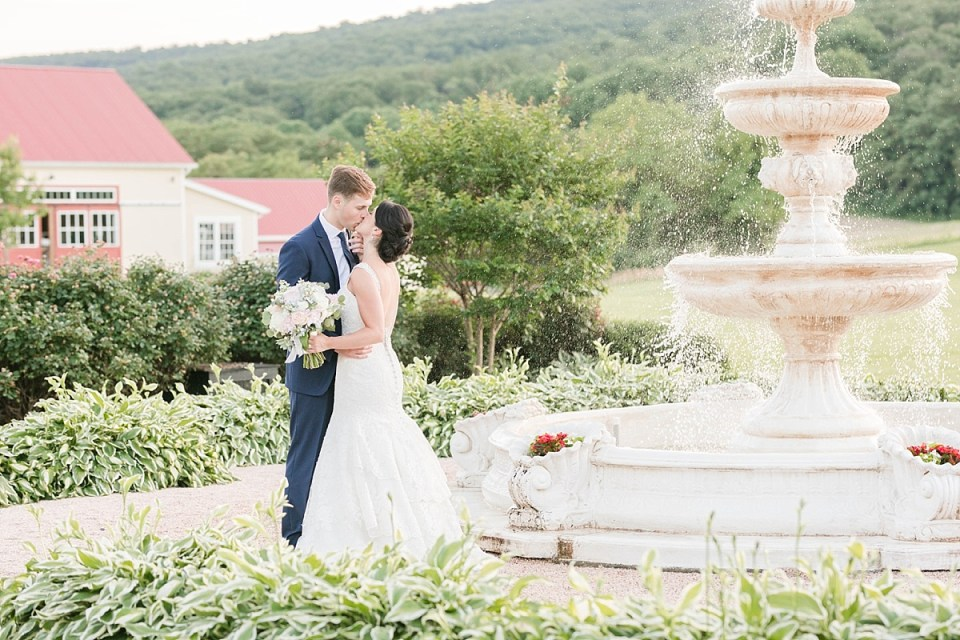 Springfield Manor Winery Wedding Costola Photography