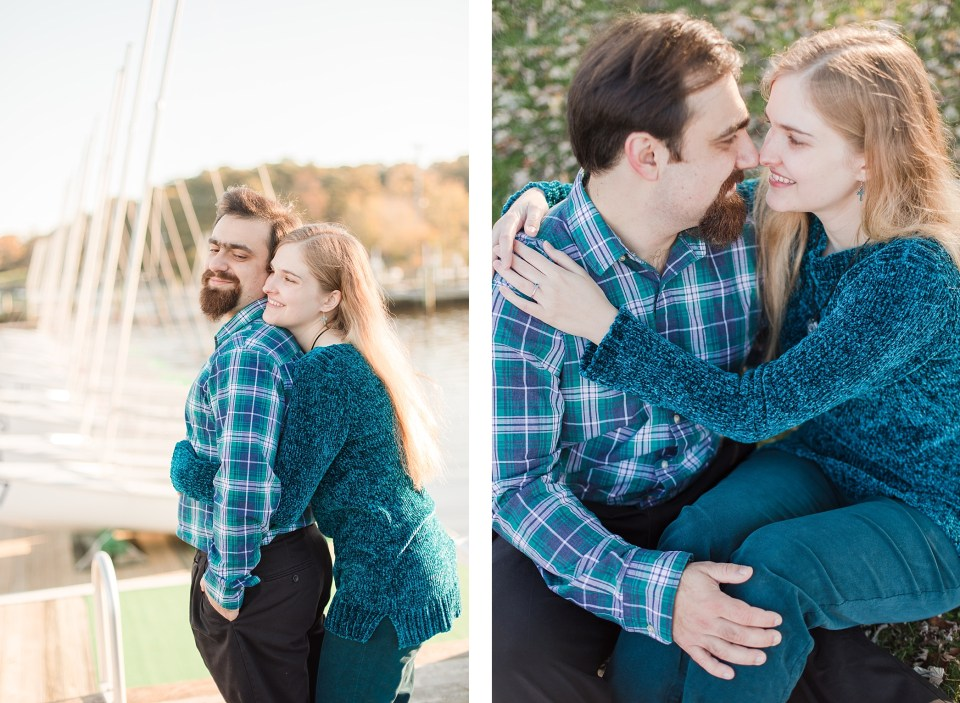 St Marys College Engagement Session