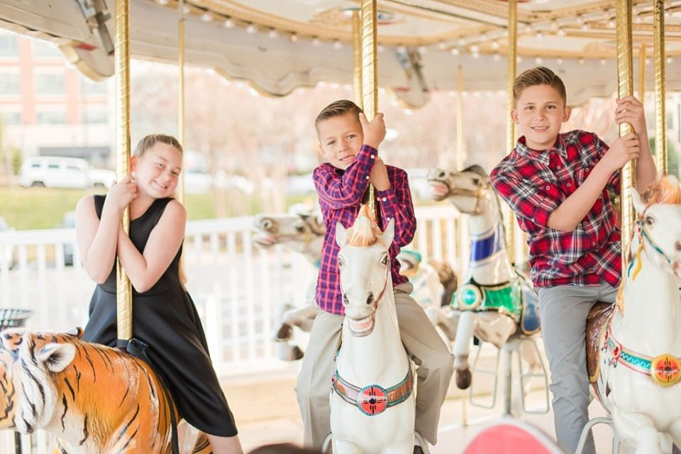 National Harbor Family Session