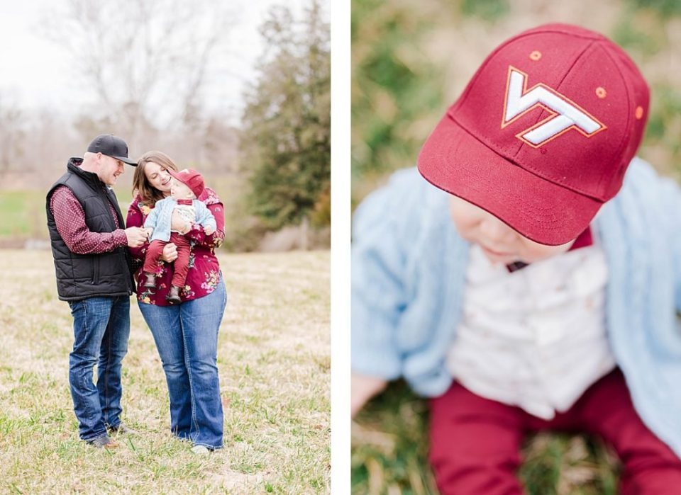 Southern Maryland Neutral Newborn Session