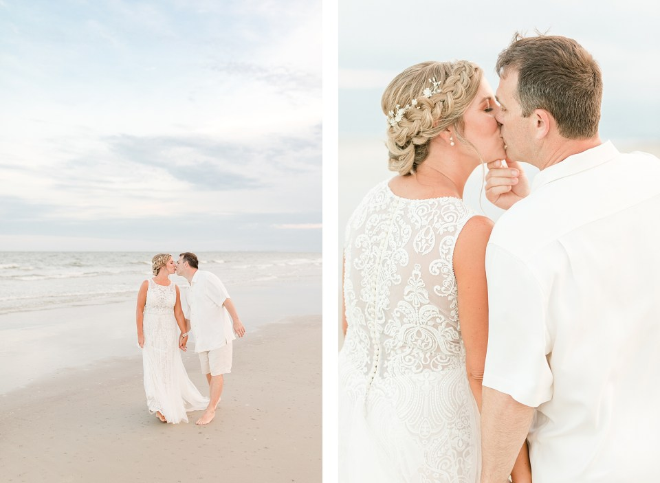 Bride and Groom portraits for Wedding at the Beach House Resort by Costola photography