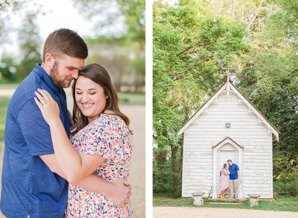 Engagement Session at Greenwell State Park