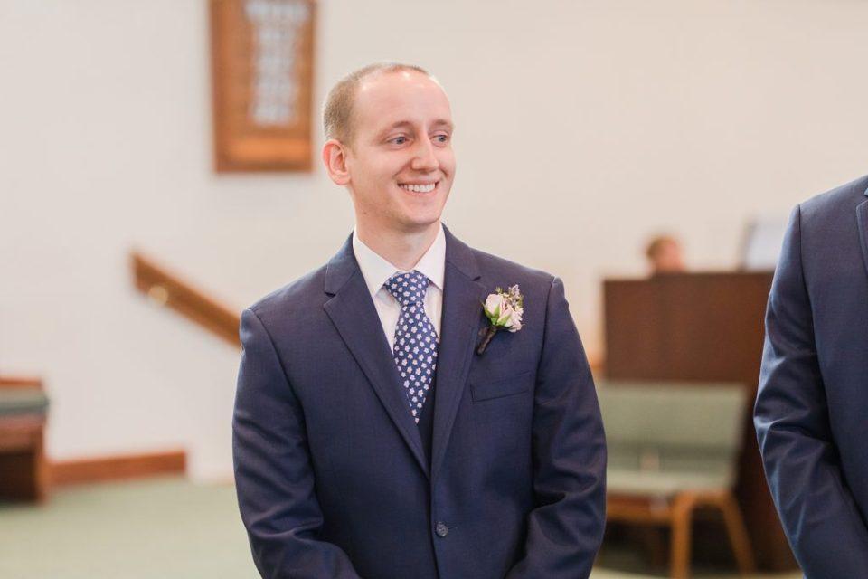 Wedding Ceremony in Arlington Virginia by Costola Photography