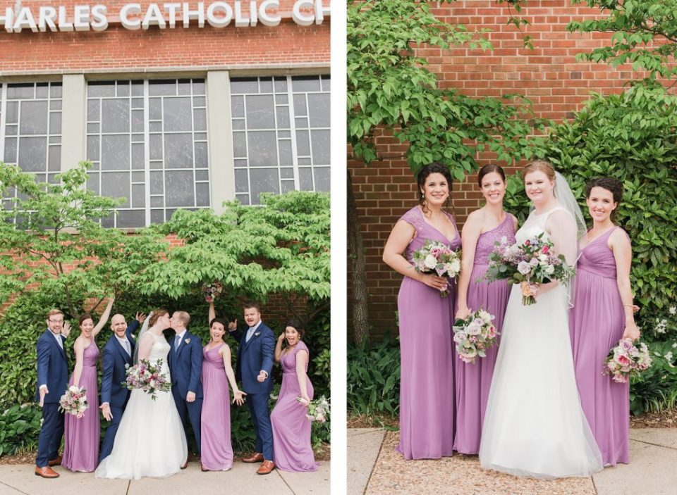 Wedding Party at Lorien Hotel & Spa by Costola Photography