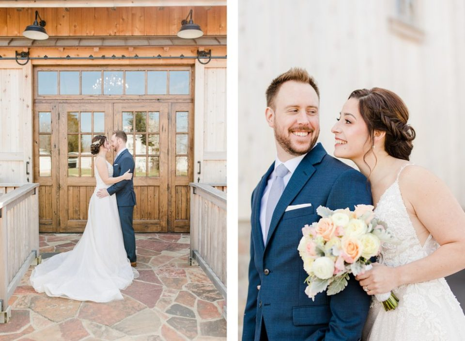 Wedding at The Barn at Pleasant Acres by Costola Photography