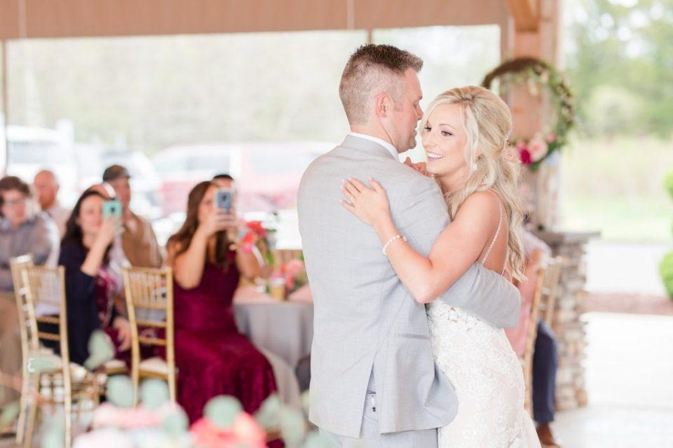 Wedding at Weatherly Farm